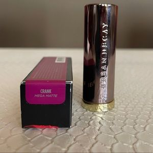 VICE lipstick in shade CRANK by URBAN DECAY
